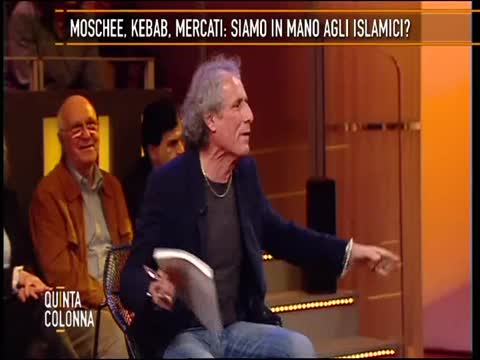 PAOLO BARNARD -QUINTA COLONNA- 04/04/2016  OMERTA'