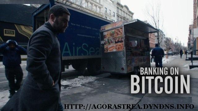BANKING ON BITCOIN. DOCUMENTARY 2016. AUDIO ENG SUB ITA