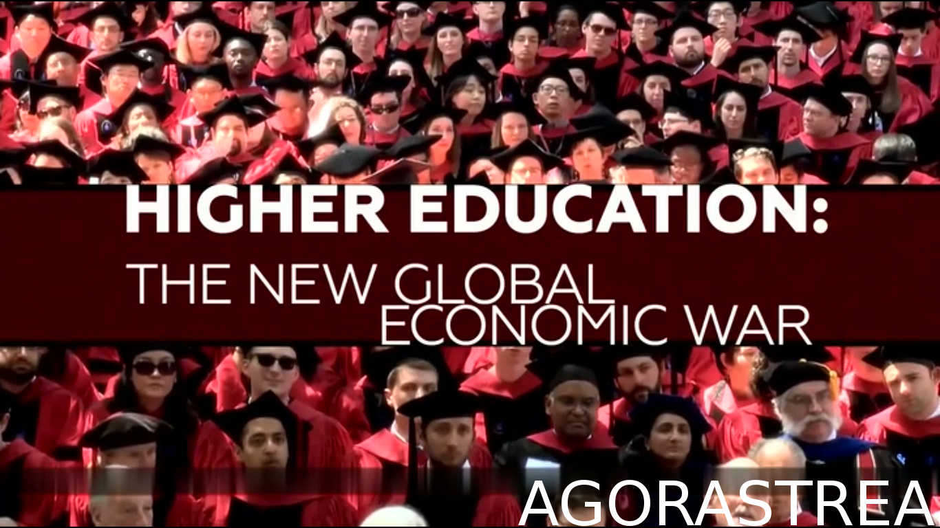 HIGHER EDUCATION: THE NEW GLOBAL ECONOMIC WAR - AUDIO ENG - SUB ENG