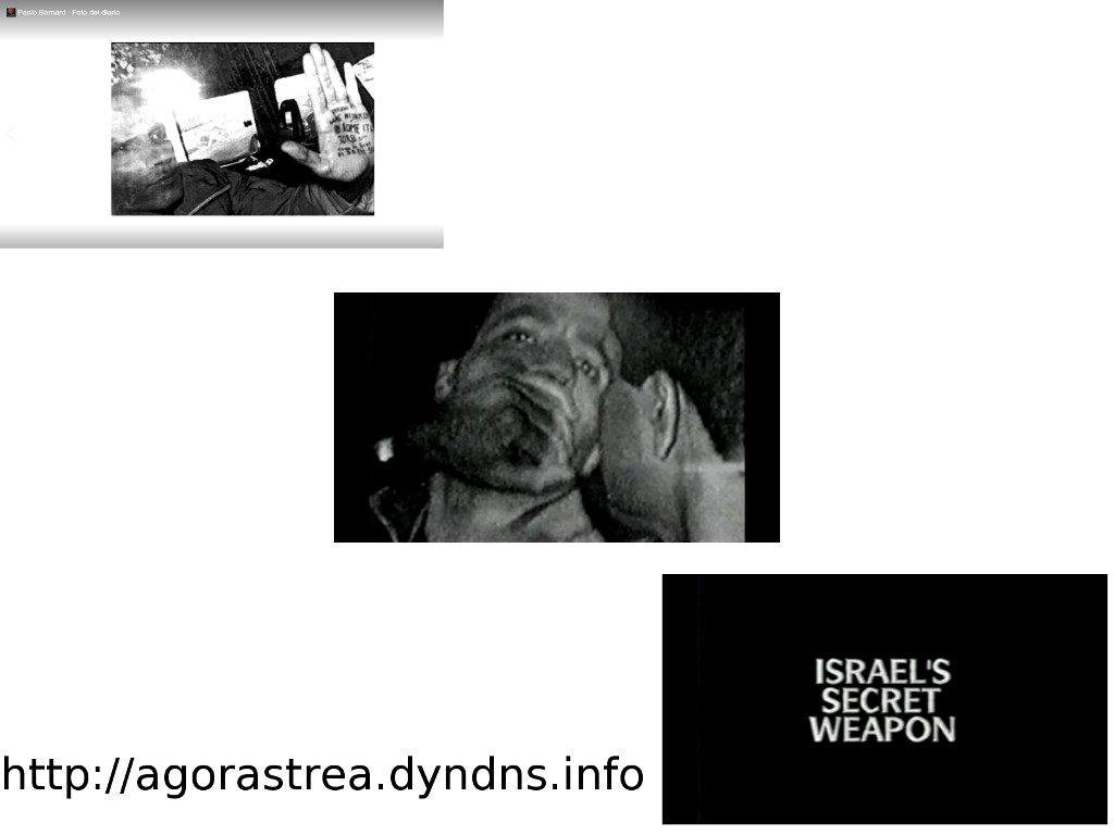 BBCIsrael's Secret Weapons 2003.03.16