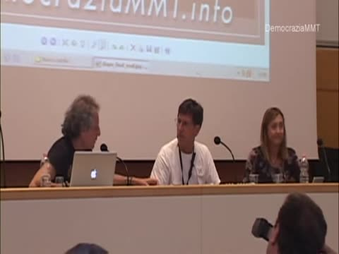 Incontro MMT a Venezia, con Warren Mosler e Paolo Barnard 1/2