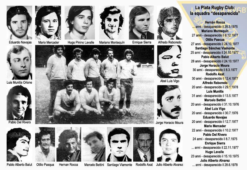 Gli Angeli del Rugby / LA PLATA, ARGENTINA