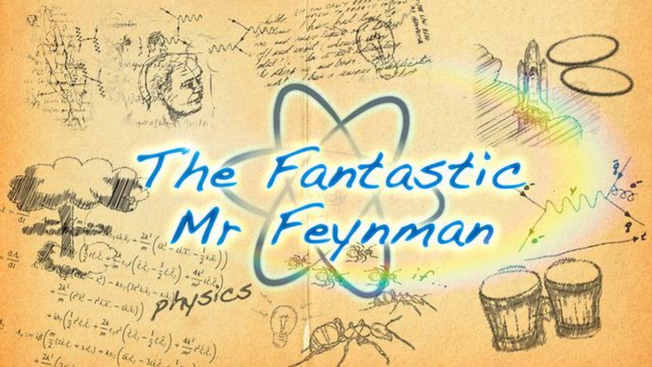 THE FANTASTIC MR FEYNMAN - BBC DOCUMENTARY - AUDIO ENG