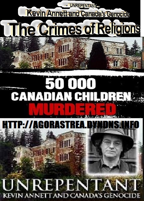 UNREPENTANT: KEVIN ANNET AND CANADA'S GENOCIDE - DOC SUB ITA