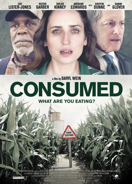 CONSUMED aKa Food (2016) - OGM_GMO - FILM DENUNCIA SUGLI ORGANISMI GENETICAMENTE MODIFICATI