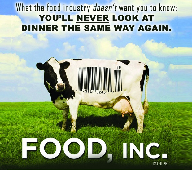 DOCUMENTARIO: FOOD inc.