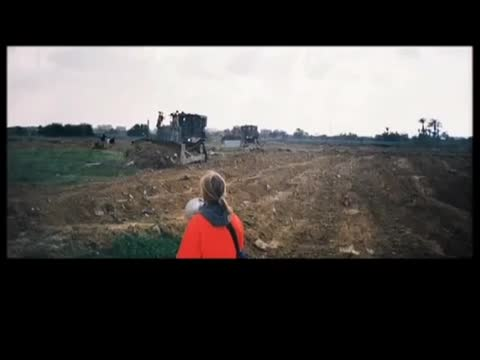 RACHEL CORRIE: Un film di Simone Bitton