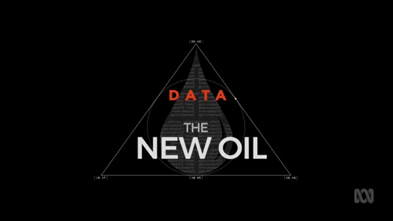 The AI Race - Documentary 2017 ABC TV - DATA: THE NEW OIL
