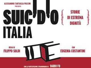 SUICIDIO ITALIA: STORIE DI ESTREMA DIGNITA' - DOCUMENTARIO