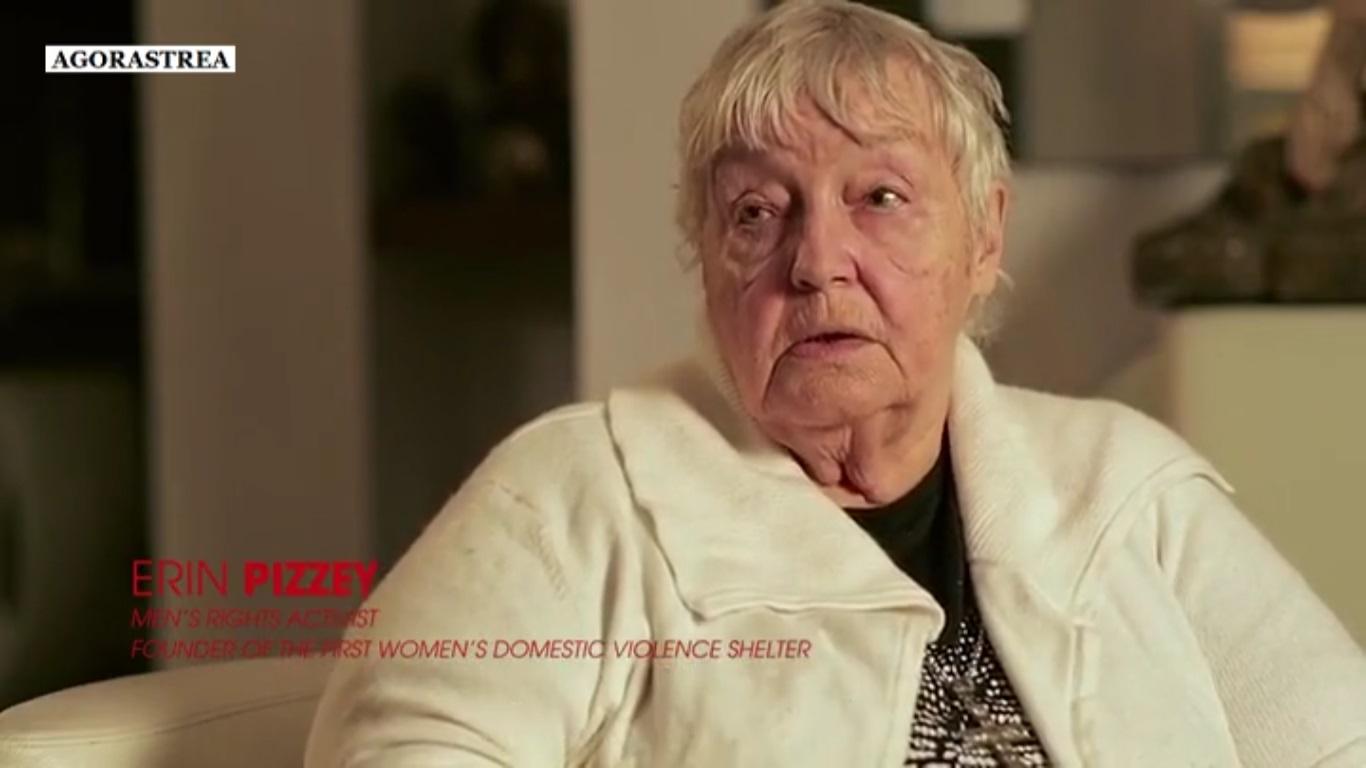 THE RED PILL (LA PILLOLA ROSSA) - Il valore della vita umana tra uomo e donna -audio Eng/SubITA- Erin Pizzey