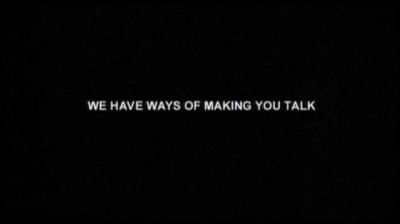 BBC - WE HAVE WAYS OF MAKING YOU TALK - DOCUMENTARY - AUDIO ENG - SUB ENG
