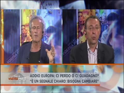 PAOLO BARNARD: RETE 4 PUNTATA TRASMISSIONE