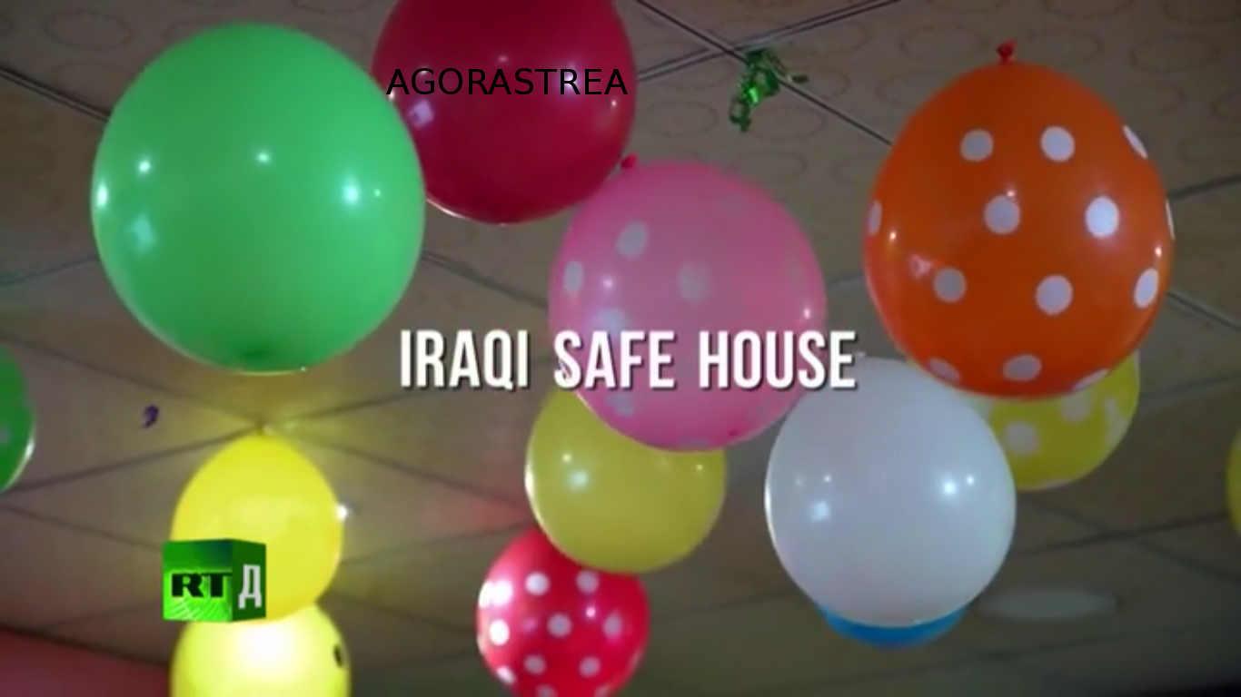 IRAQI SAFE HOUSE - DOCUMENTARY - AUDIO ENG - SUB ENG