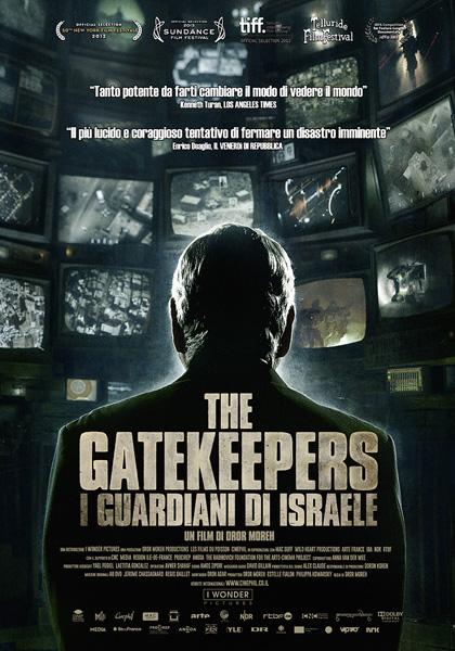 THE GATEKEEPERS - I GUARDIANI DI ISRAELE